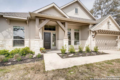 Boerne Single Family Home New: 108 Coldwater Creek