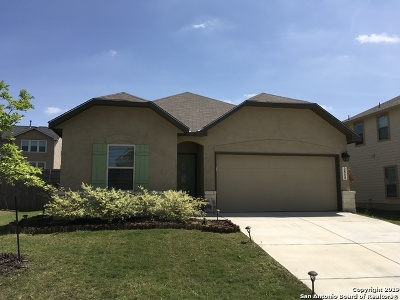 Schertz Single Family Home New: 2808 Mistywood Ln