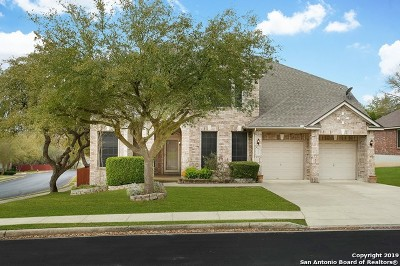 Schertz Single Family Home For Sale: 3900 Arroyo Dorado