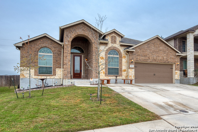 Cibolo Single Family Home New: 312 Windmill Way