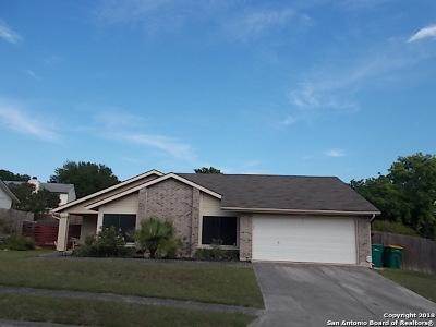 Converse Single Family Home New: 10302 Vigilante Trail