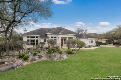 San Antonio Single Family Home New: 15 Champion Trail