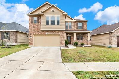 Converse Single Family Home New: 7514 Copper Cove
