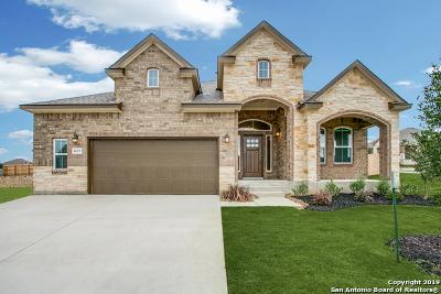 Bexar County Single Family Home New: 4619 Segovia Way