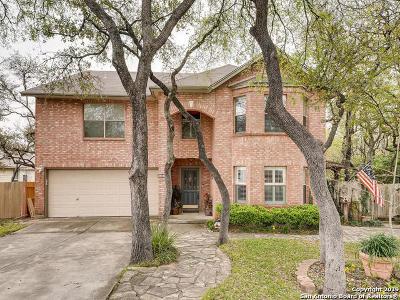 San Antonio Single Family Home New: 11014 Pomona Park Dr