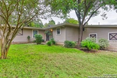 Terrell Hills Single Family Home Active Option: 500 Rittiman Rd