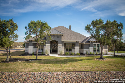 New Braunfels Single Family Home New: 2207 Texas Springs