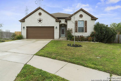 Live Oak Single Family Home Active Option: 6601 Shadden Oaks