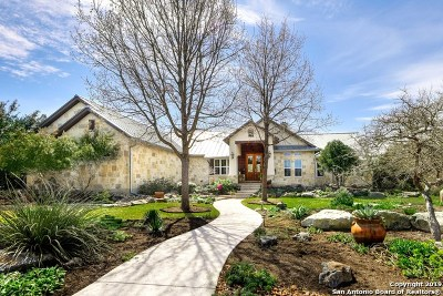 Boerne Single Family Home New: 224 Greystone Circle