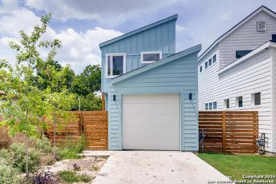 Single Family Home For Sale: 1751 E Crockett