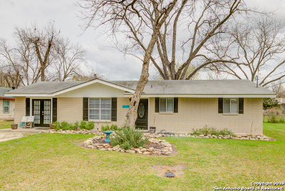 New Braunfels Single Family Home New: 2151 Gruene Rd