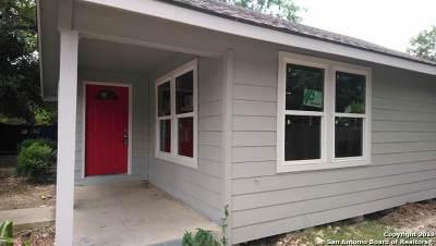 Seguin Single Family Home Price Change: 419 Ellis St