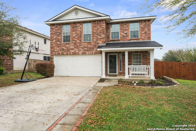 Universal City Single Family Home Back on Market: 9006 Sahara Woods