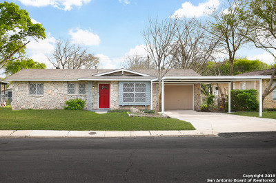 Kirby Single Family Home New: 5114 Happiness Ln