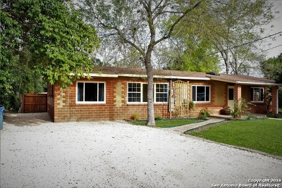 Guadalupe County Single Family Home New: 527 Vaughan Ave