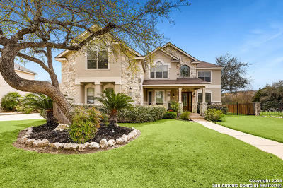 San Antonio Single Family Home New: 24807 Birdies Green
