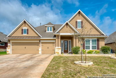 Schertz Single Family Home New: 11919 Hollering Pass