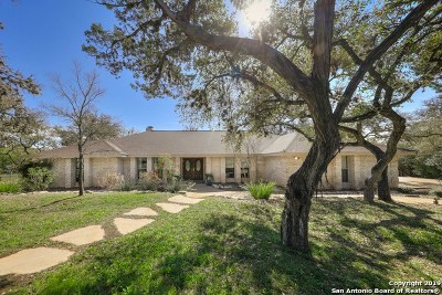 San Antonio Single Family Home For Sale: 14024 Mint Trail Dr