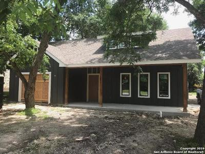New Braunfels Single Family Home New: 1433 Katy St