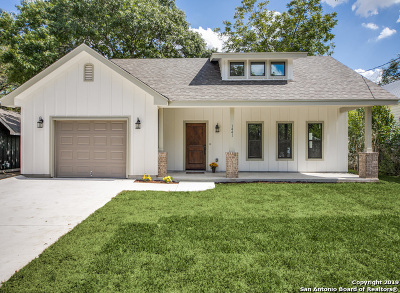 New Braunfels Single Family Home For Sale: 1441 Katy St