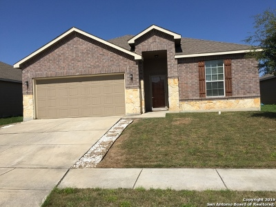 Selma Single Family Home New: 7535 Derby Vista
