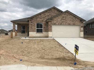 Single Family Home New: 8728 Riddles Peak
