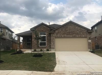 Single Family Home New: 8720 Riddles Peak