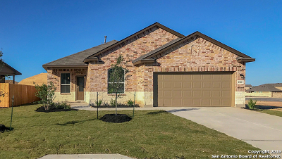 Single Family Home New: 13611 McBride Bend