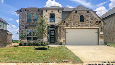 Cibolo Single Family Home New: 240 Kilkenny