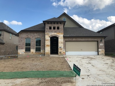 Cibolo Single Family Home New: 224 Kilkenny