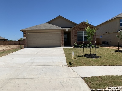 Cibolo Single Family Home New: 616 Town Fork