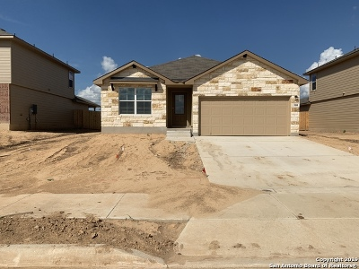 Cibolo Single Family Home New: 508 Town Fork