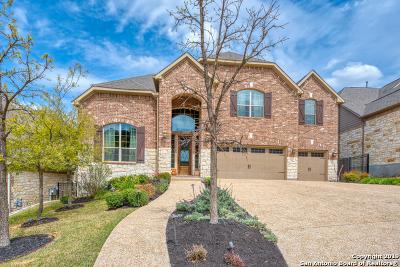 San Antonio Single Family Home New: 17063 Sonoma Ridge