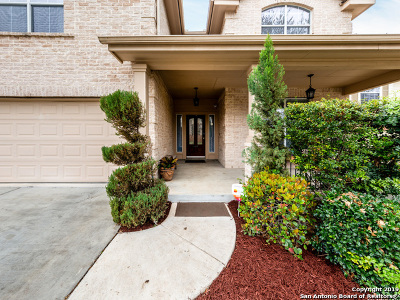 Bexar County Single Family Home New: 12211 Dewitt Cove