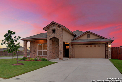 New Braunfels Single Family Home New: 280 Escarpment Oak