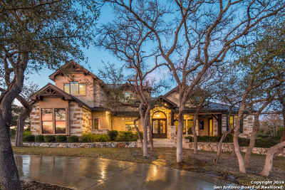 New Braunfels Single Family Home New: 6016 Keller Ridge