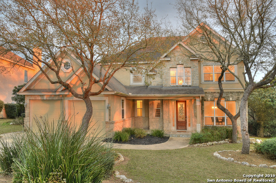 San Antonio Single Family Home New: 24818 Birdie Ridge