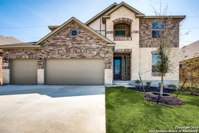 Bexar County Single Family Home New: 4610 Segovia Way