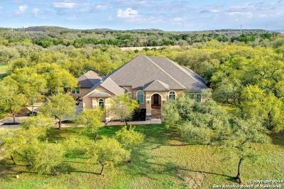 San Antonio Single Family Home New: 2339 Estate Gate Dr