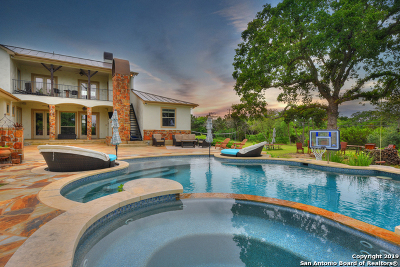 San Antonio Single Family Home New: 8722 Dew Wood