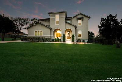 San Antonio Single Family Home New: 27719 Cascabel Ln
