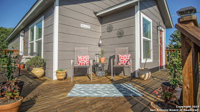 Canyon Lake Single Family Home New: 1199 Blueridge Dr