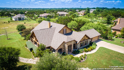 New Braunfels Single Family Home New: 1610 Havenwood Blvd