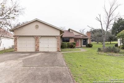 Wimberley Single Family Home Active Option: 95 Brookhollow Dr