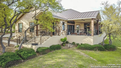 New Braunfels Single Family Home New: 5766 Keller Ridge