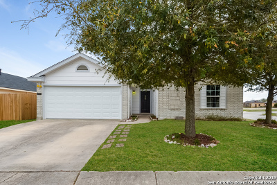 Converse Single Family Home New: 8502 Cherisse Dr