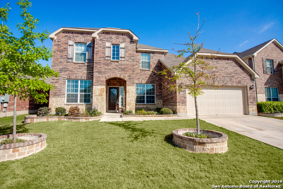 Bexar County Single Family Home New: 12825 Sandy White