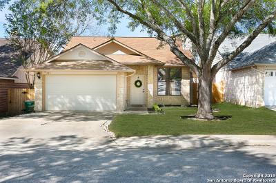 San Antonio Single Family Home Active Option: 7543 Corian Park Dr