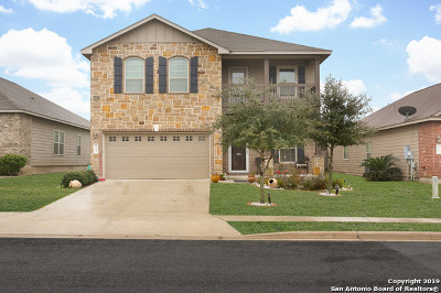 Cibolo Single Family Home New: 521 Stonebrook Dr