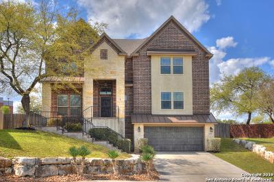 San Antonio Single Family Home New: 24823 Chianti Way